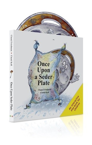 Once Upon a Seder Plate - Book