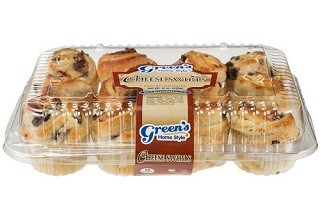 Green's Famous Cheese Swirls - 12 oz.