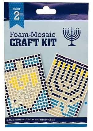 Foam Mosaic Craft Kit 7""