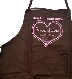 Loaves of Love Apron - Cotton