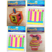 Chanukah Needlepoint Kits – 3 Styles
