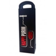 Purim Wine Bag - 12 Pk
