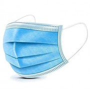 ADULT 3 Ply Disposable Mask - Case