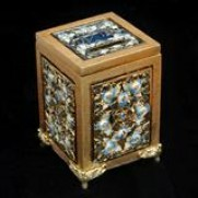 Jeweled Tzedokah Box