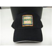 Baseball Caps-Black-CGI Square
