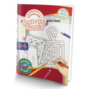 Chanukah Activity Book