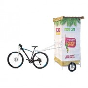 Sukkah on Wheels