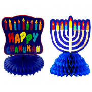 Chanukah Table Topper