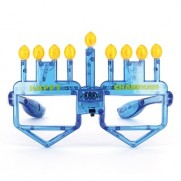 Chanukah Glasses - LED - SINGLES