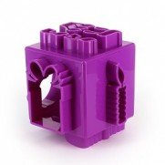 Chanukah 3D Square Shaped Cookie Cutter