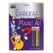 Chanukah Magnet Art