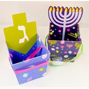 Mini Chanukah Box