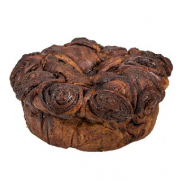 Green's Round Babka 26 oz - CHOCOLATE