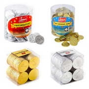 Chocolate Coin Tubs - Lieber's