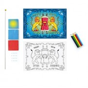Decorate Your Own Flag - 12 PK