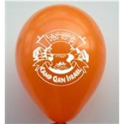 "CGI Round Logo - 12"" Latex Balloons - Bag of 100"