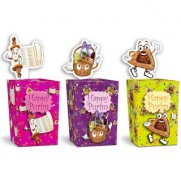 Mini Purim Boxes - 6 Pk