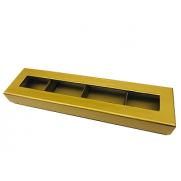 Gold Sectional Window Box