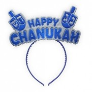 Chanukah LED Head Boppers - Singles