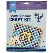 Foam Mosaic Craft Kit 10""