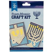 Foam Mosaic Craft Kit