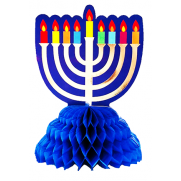 Menorah Table Topper