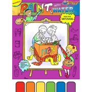 Paint With Water Book- MITZVOS