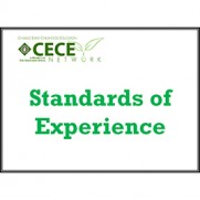 CECE: Standards of Experience