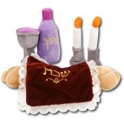 Plush Shabbos Kit