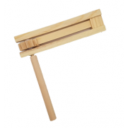 Paint Your Own Wood Gragger
