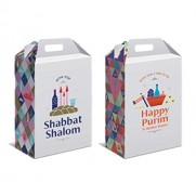 NEW! Shabbos and Purim Boxes