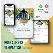 Sukkos Flyer Package
