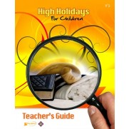 High Holidays for Children - Student Booklet