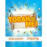 Torah & Me! Beraishit Scrapbook Pages - CD