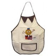 Model Matzah Bakery Apron