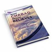 WHAT CHABAD REALLY BELIEVES