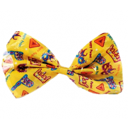 Happy Purim Bow Tie