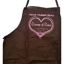 Loaves of Love Apron - Polyester