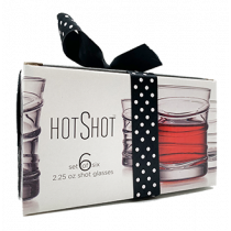 Mishloach Manos Shot Glass Gift Package