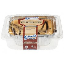 Green's Famous Cheese Cake - Small Square Tin