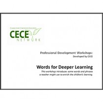 CECE: Words for Deeper Learning