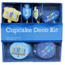 Chanukah Cupcake Deco Kit
